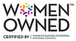 Woman-Owned logo