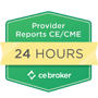 Reports to CE Broker