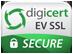 Digicert EV SSL Certificate