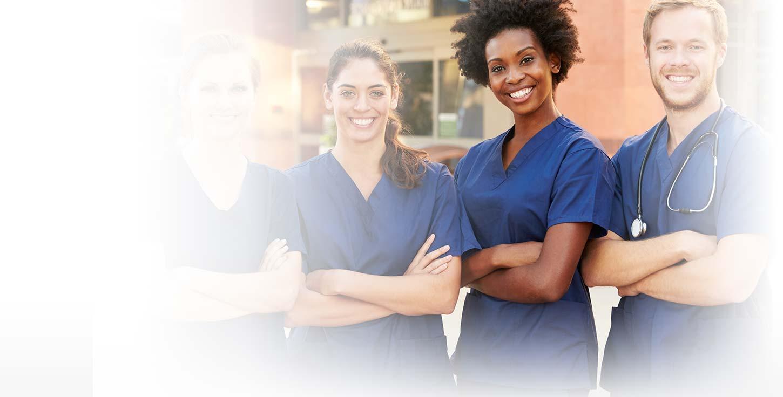 Nurses on Holiday Shift